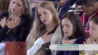 Oração de Cura interior com Rogerinha - Acampamento Sagrado Coração
