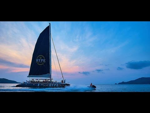 HYPE Luxury Boat Club | Best Things To Do In Phuket