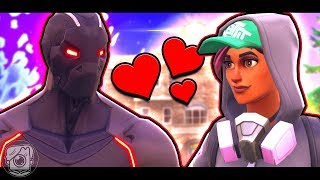 OMEGA FALLS IN LOVE - A Fortnite Short Film