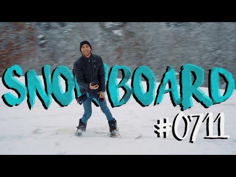 SNOWBOARDEN IN STUTTGART #vlog Nr. 356 | MANDA