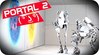 Portal 2 - O Elemento Preferido ( ͡° ͜ʖ ͡°) [NOVO]