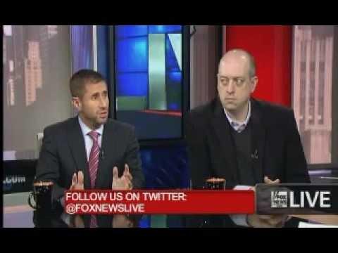 Bernard Whitman on Fox News Live 1.19.12
