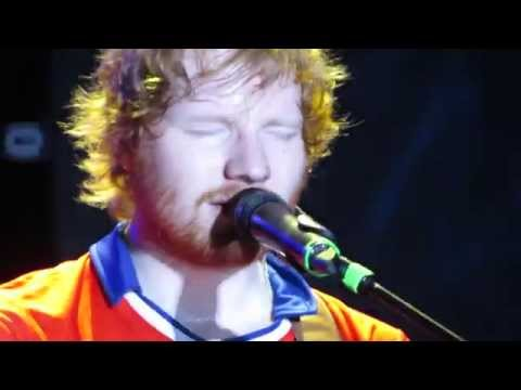 "Ed Sheeran ""Photograph"" X Tour Live in Chile"