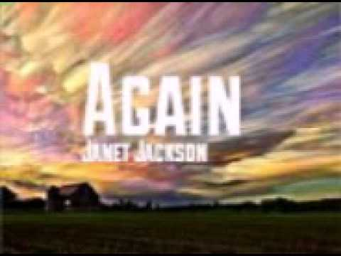 Janet Jackson  Again piano remix
