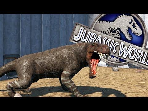 NUEVO DINOSAURIO PRIMEVAL GORGONOPSID DE JURASSIC WORLD 2 ARK PARK
