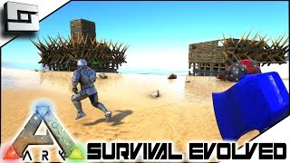 ARK: Survival Evolved - PVP AT SEA! S3E20 ( Gameplay )