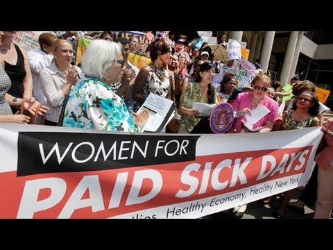 The Need for Paid Sick Leave