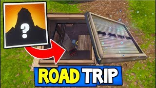 "Fortnite: ROAD TRIP SKIN SECRET REVEALED! ""DRIFTS ROAD TRIP IS ENDING"" Season 5 Storyline Ending!"