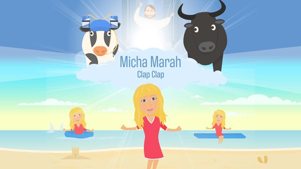 VIDEOCLIP: Micha Marah - Clap Clap