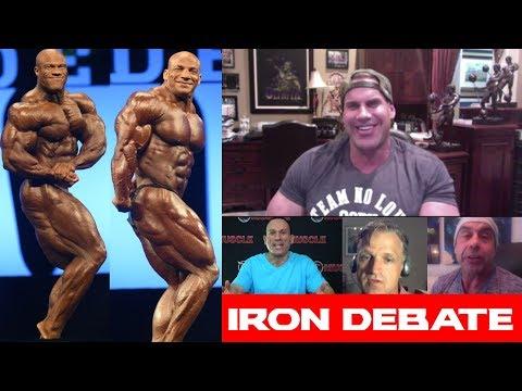 Jay Cutler's Olympia Predictions :: Iron Debate