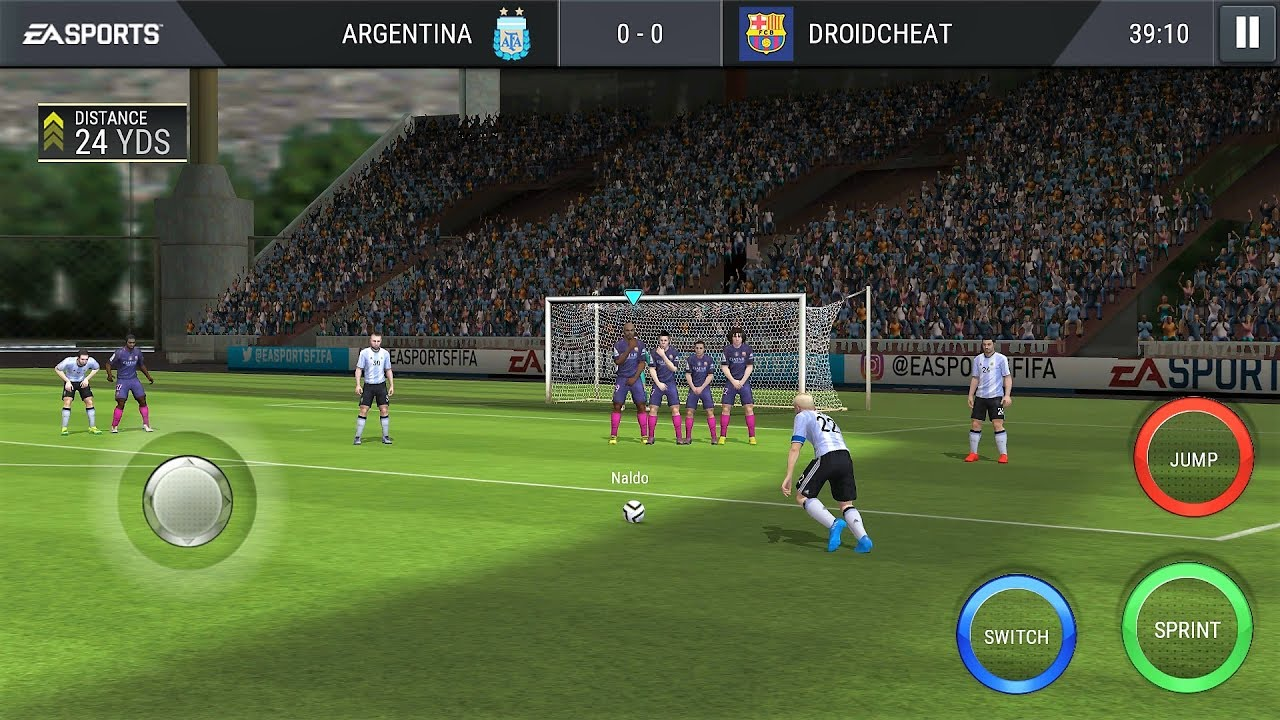 FIFA Mobile Soccer Android