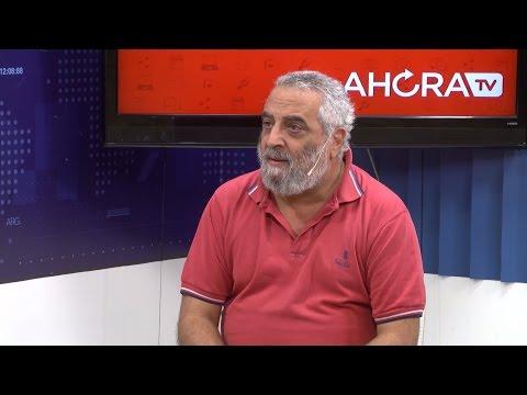 AHORA TV | Entrevista con Pablo Basso