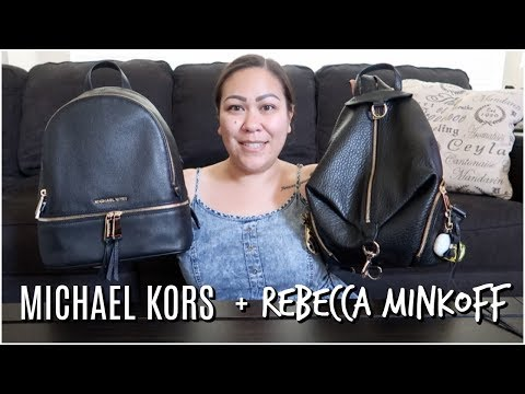 BACKPACK/PURSE HAUL!