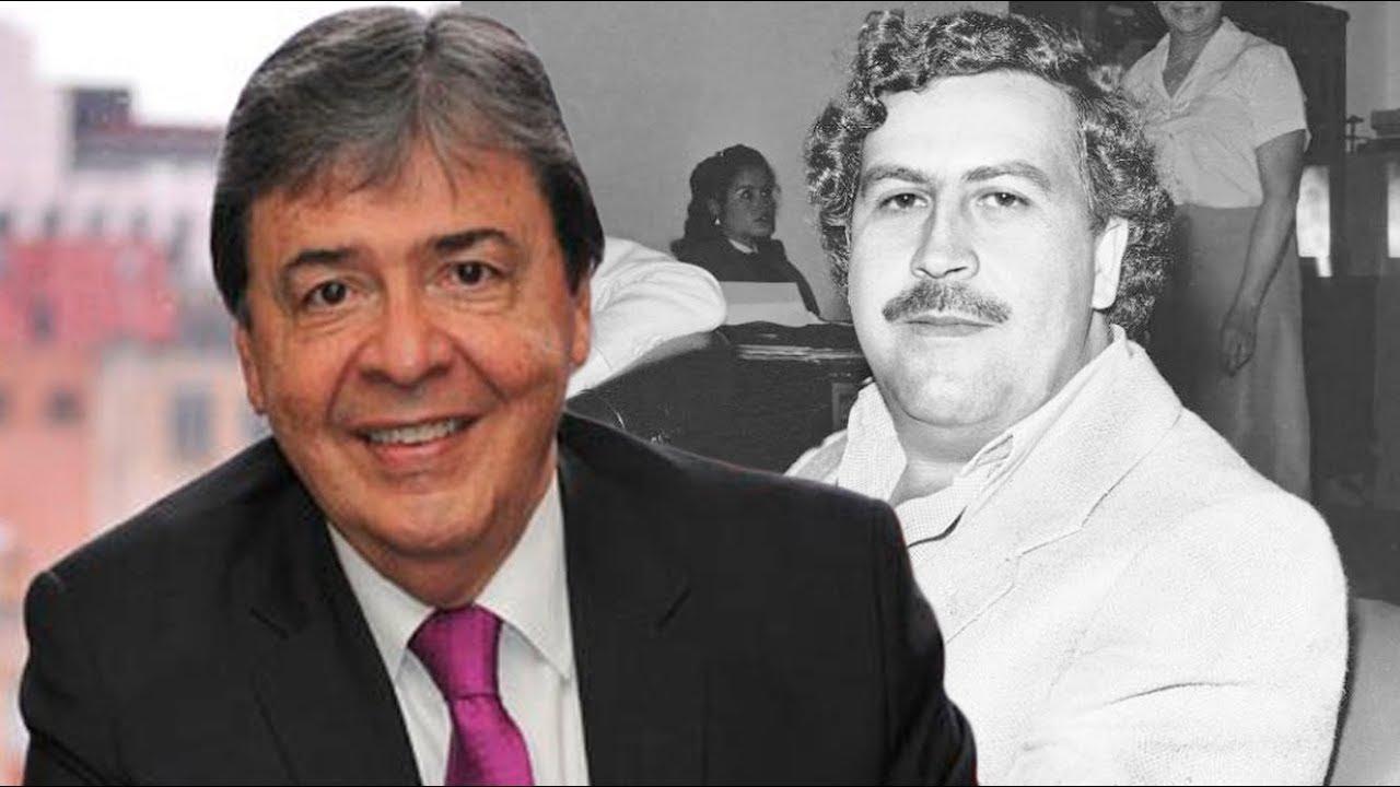Carlos Holmes Trujillo (Nuevo canciller) y Pablo Escobar Gaviria - YouTube