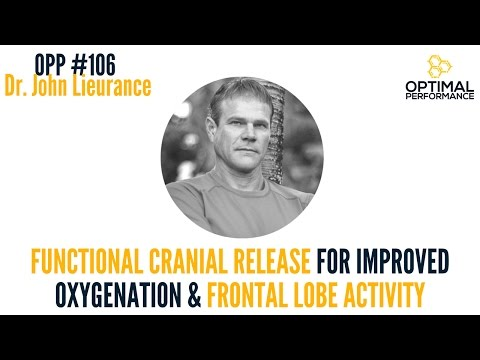 How Functional Cranial Release Improves Frontal Lobe Activity in our Brain