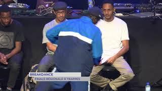 Breakdance : Finale régionale à Trappes