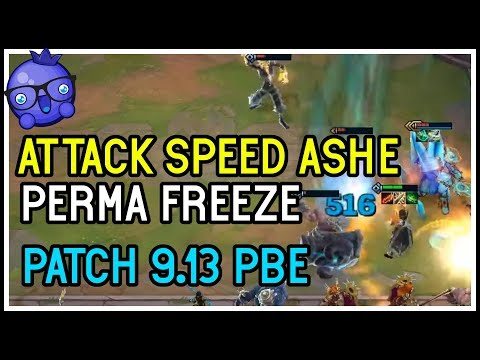 Attack Speed Ashe is Hidden OP