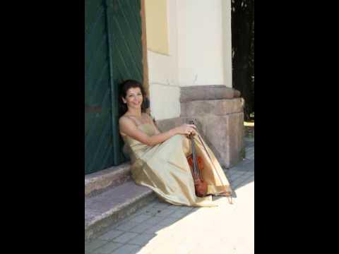 Schumann Sonata / Marta Abraham - Violin / PART 3