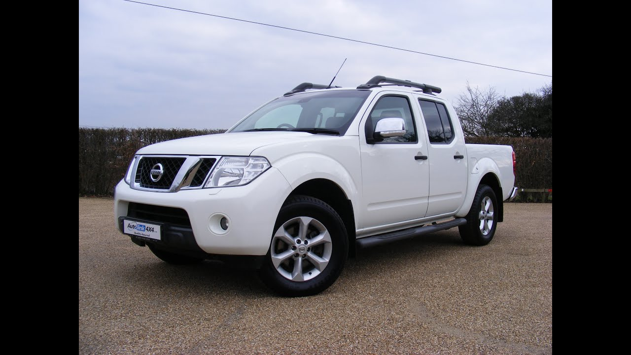 2012 nissan navara 2 5 dci double cab 4wd tekna pick up for sale in tonbridge kent youtube. Black Bedroom Furniture Sets. Home Design Ideas