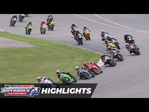 Stock 1000 Race 1 Highlights at Alabama 2020
