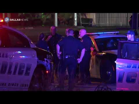 Drive-by shooting kills man who was fighting with woman near Dallas Love Field
