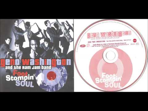 Geno Washington & The Ram Jam - Foot Stompin' Soul (STUDIO)