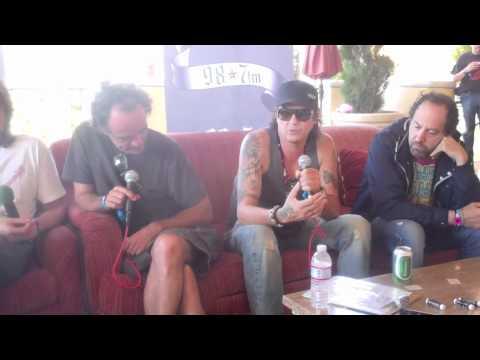 Meet Caifanes 98.7FM at Coachella