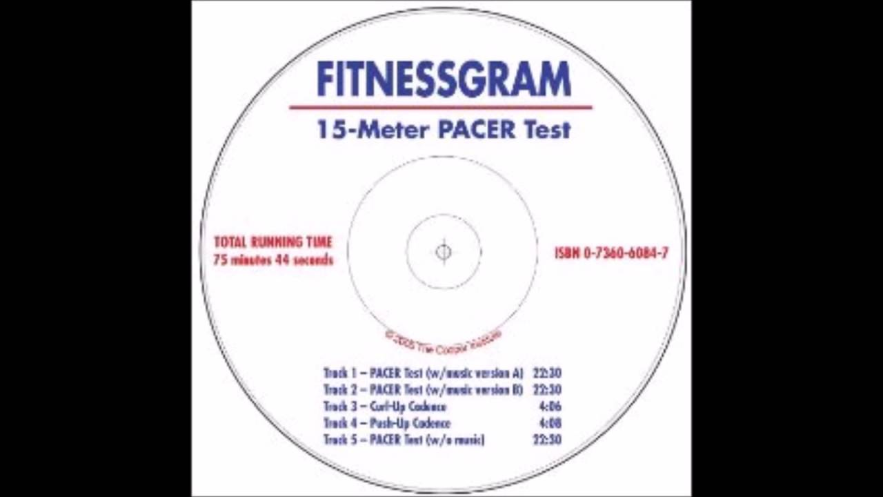15-Meter Fitnessgram Pacer Test (Full)