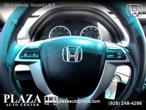 2010 Honda  Accord LX-S - Plaza Auto Center