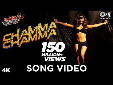 Chamma Chamma Official Video Song - Fraud Saiyaan