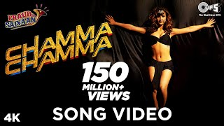 Chamma Chamma Official Song - Fraud Saiyaan | Elli...