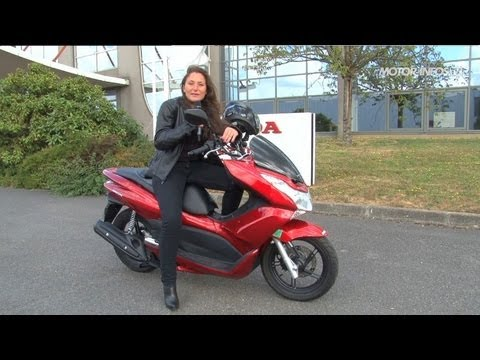 essai honda pcx 125 youtube. Black Bedroom Furniture Sets. Home Design Ideas