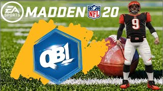 Madden NFL 20 PS4 Gameplay (Face of the Franchise)