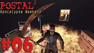 Metalrus - Часть 06. Прохождение Postal 2 Apocalypse Weekend. АД на военной базе!