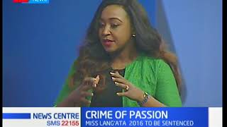 CRIME OF PASSION: Ruth Kamande to be sentenced today