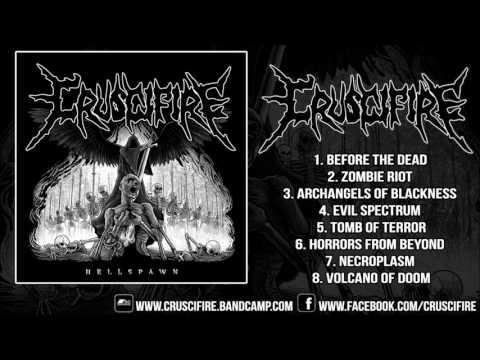 Cruscifire - Hellspawn (FULL ALBUM STREAM 2016 1080p HD)