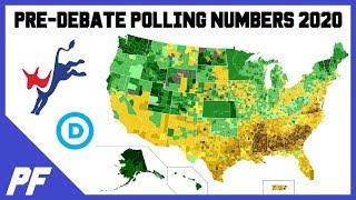 Pre-Debate Polling Numbers - 2 More Democratic Primary Polls - June 2019