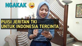 Puisi dari TKI untuk Indonesia Tercinta bung karno bangkit dari kubur