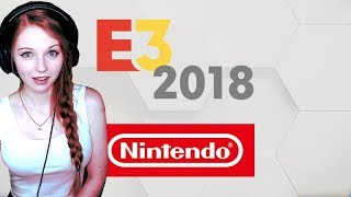 FULL NINTENDO E3 2018 REACTION