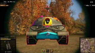 World of Tanks: IS-7 Weak Spots