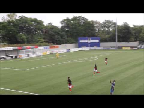 Unique FC Vs  Carshalton Athletic (21/09/16)