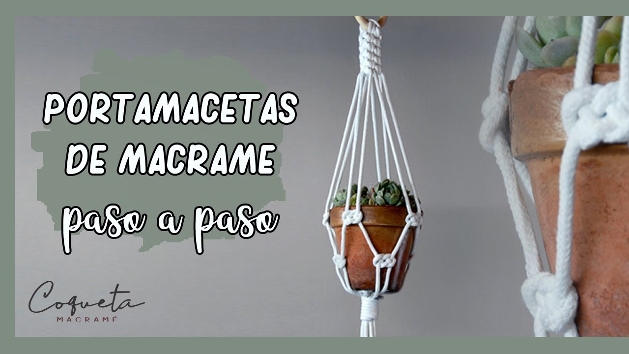 folha de macrame