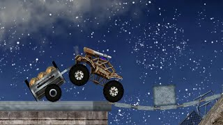 Moon Police (gametornado) All 24 levels -  Monster Truck Game For Kids - Kids TV Channel