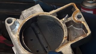 Why you should clean your throttle body
