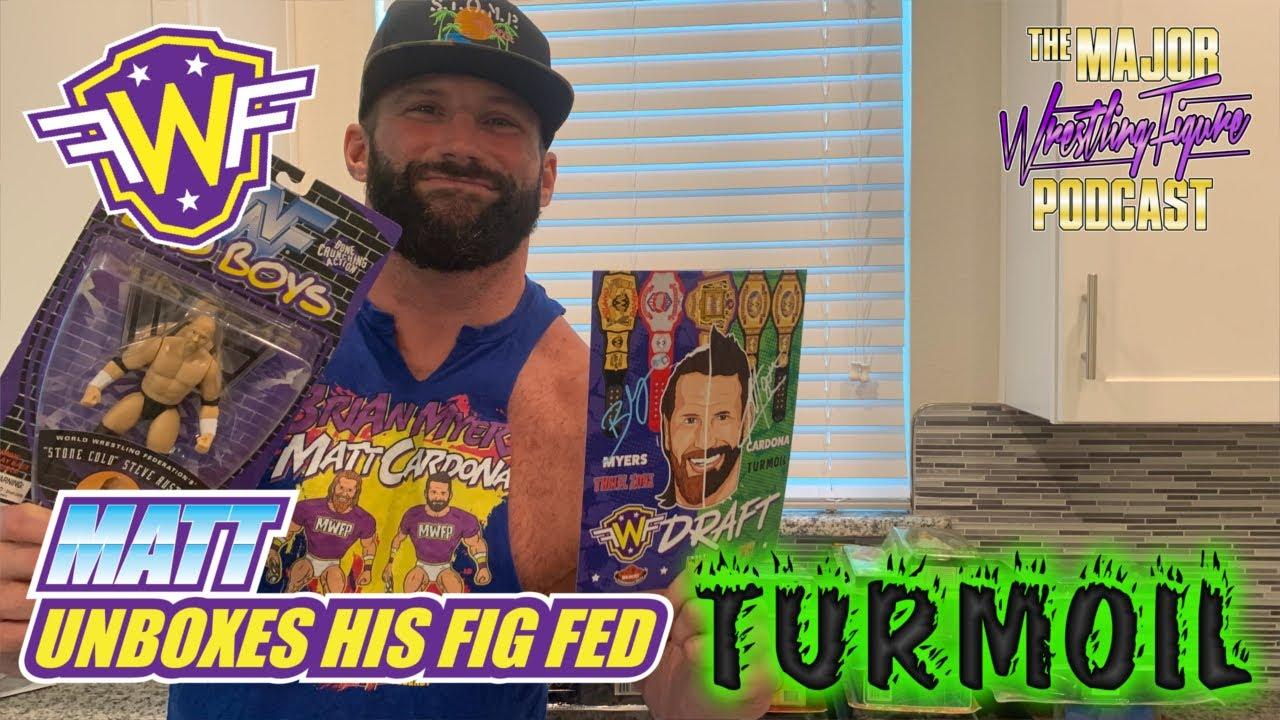Matt Unboxes his Fig Fed - Turmoil