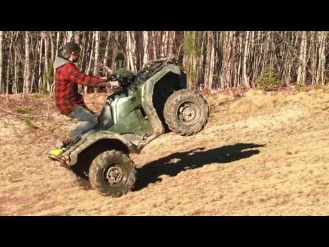 Pictou County Four Wheeling More Fun