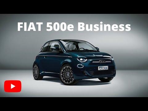 Fiat 500 e Business 85 kW (118cv) Gris