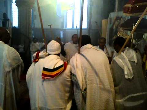 St Michael Feast Day Celebrated at Debre Tsion Mariam EOTC LONDON UK