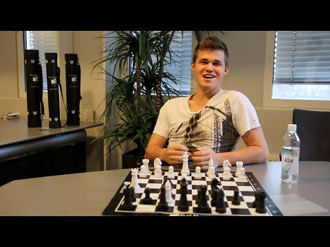 Magnus Carlsen VS  Magnus Carlsen Age 5 on Play Magnus App