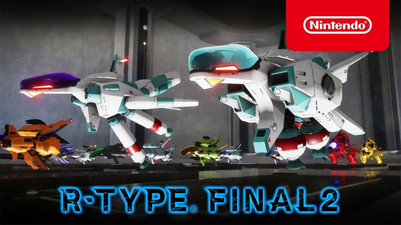 Trailer για το R-Type Final 2